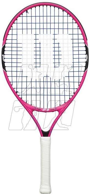 Wilson Rakieta tenisowa dziecięca Burn Pink 23 WRT218100