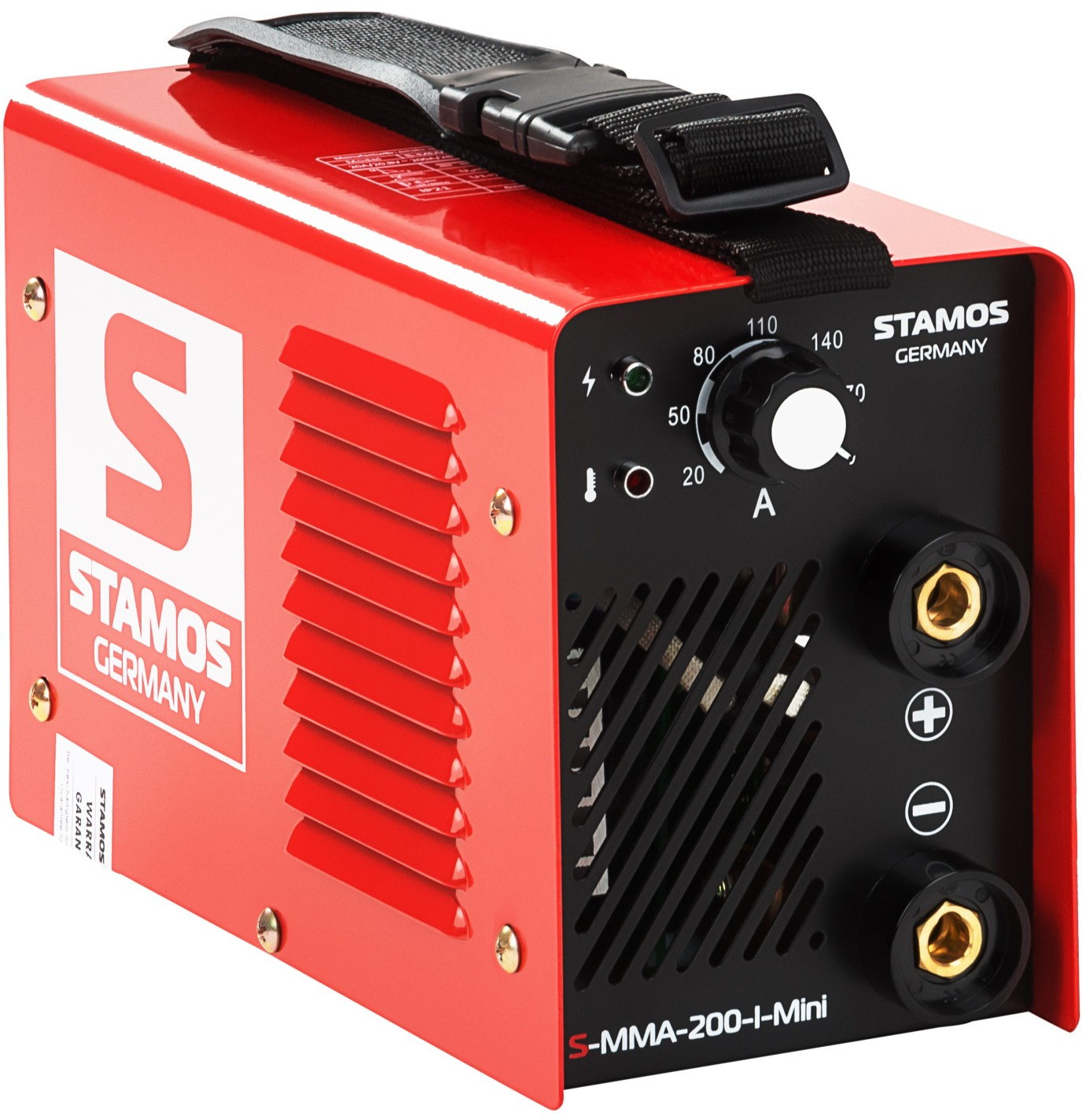 top Stamos S-MMA-200-I-MINI