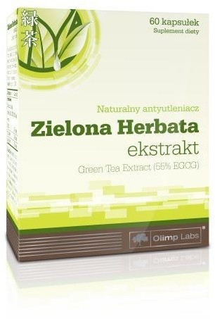 Olimp Zielona Herbata - 60kaps. (140057)