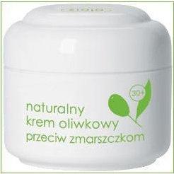 Ziaja Oliwkowa naturalny krem oliwkowy przeciw zmarszczkom 30+ 50ml