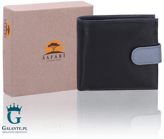05337397320b9 Lichfield Leather portfel męski Safari Lichfield 2090-46
