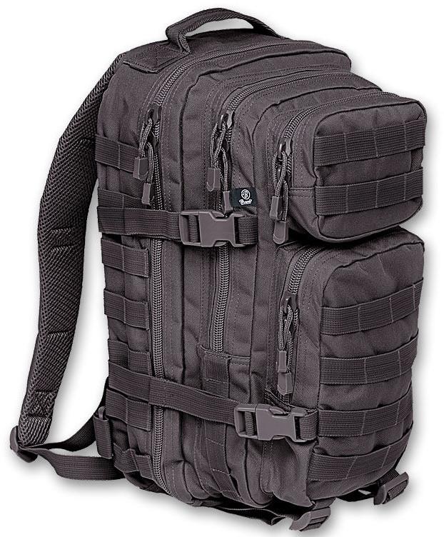 Brandit Plecak Taktyczny US Cooper 25L Czarny