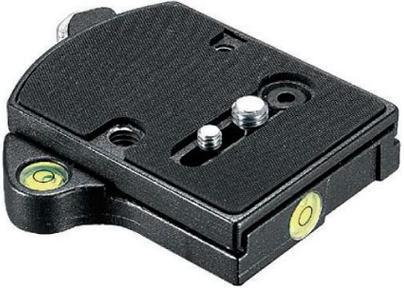 Manfrotto Quick Release Adapter Low Profile 410PL 1/4+3/8 394