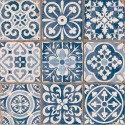 Peronda FS Mozaika 33x33 Niebieski Faenza A Terakota