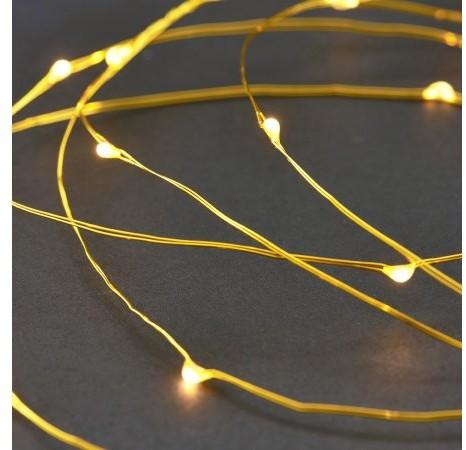 House Doctor Oświetlenie Dekoracyjne String Lights mosiądzowe - VG0212