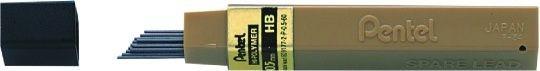 Pentel Grafity ołówkowe B 0,3 mm HI-POLYMER - H2581 NB-2634