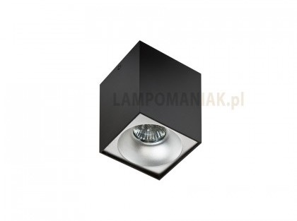 Azzardo Lampa techniczna Hugo 1 Black (GM4104 BK)