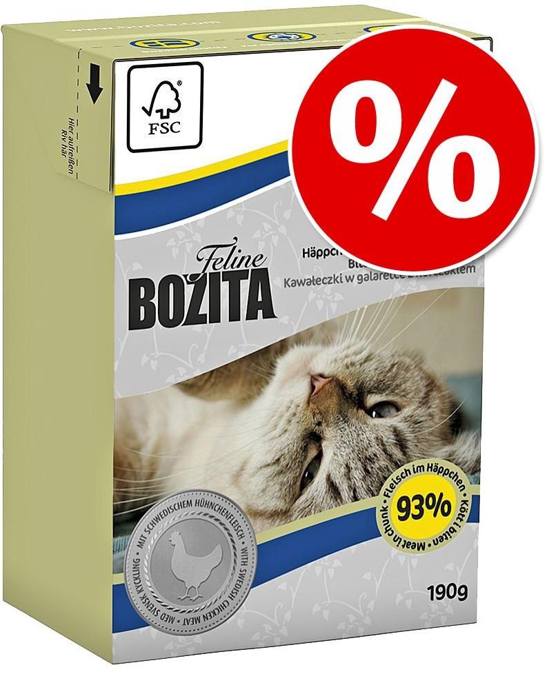 Bozita Feline W Galarecie, 12 X 190 G W Super Cenie! Diet & Stomach Sensitive