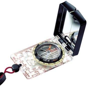 Suunto MC-2 profesjonalny Kompas lustrzany z klinometrem. MC2