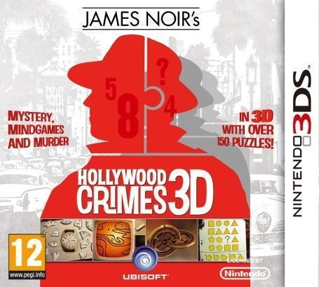 Opinie o James Noirs Hollywood Crimes 3DS