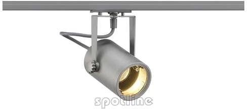 Spotline EURO Spot GU10, silver-grey, incl. 1P.-Adapter 143814 204 / 143814