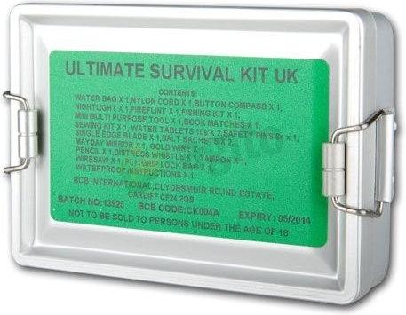 BCB International Zestaw Survivalowy Ultimate