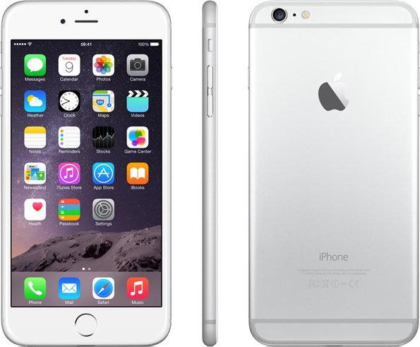 Opinie o Apple iPhone 6 Plus 64GB srebrny