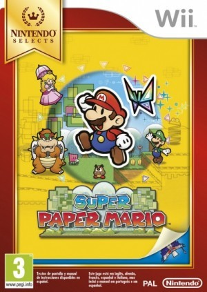 top Super Paper Mario Selects Wii