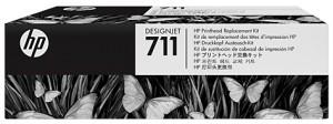 HP Zestaw Do Wymiany Głowicy Drukującej Hp 711 (C1Q10A)