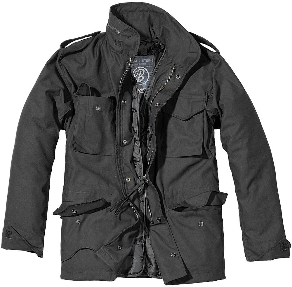 Brandit NIEMCY kurtka M65 Classic Black (3108.2)