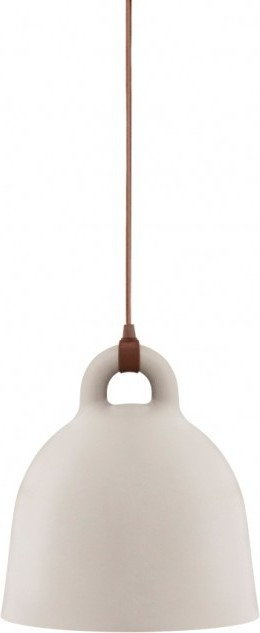 Normann Copenhagen Lampa Bell Piaskowa Duża 502105