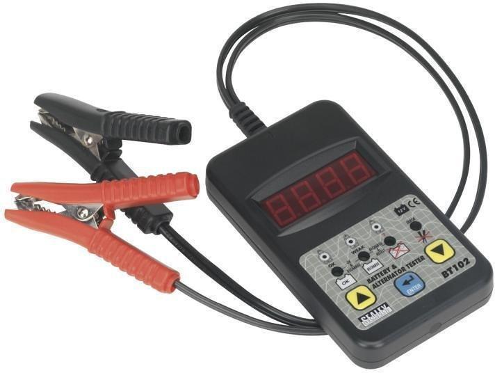 SEALEY Tester akumulatora BT102