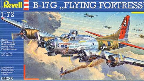 Revell B17G Flying Fortress 04283