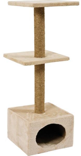 Zolux Zabawki Drapak DUO beż wysokość 83cm nr kat.504055BEI