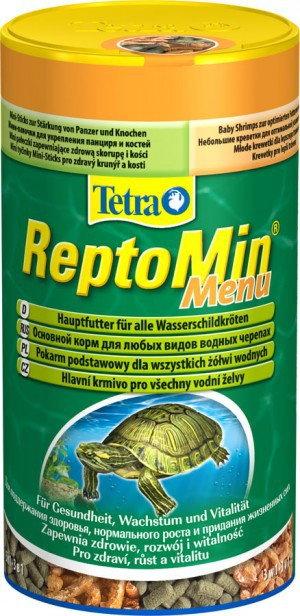 Opinie o Tetra ReptoMin Menu 250 ml T199194