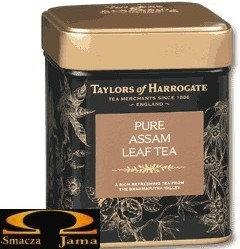 Taylors of Harrogate Herbata Pure Assam, Herbata Liściasta 125g 3604