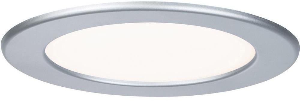 Paulmann lampa łazienkowa LED 92074 LED wbudowany na stałe 1 x 12 W 780 lm Ciepły biały 17 cm Chrom