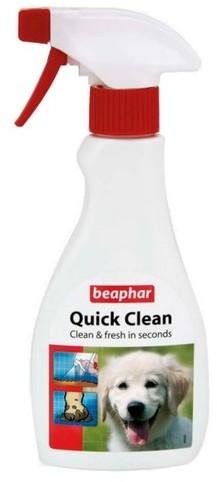 Beaphar Quick Clean Spray Do Czyszczenia Sierści Psa 250Ml