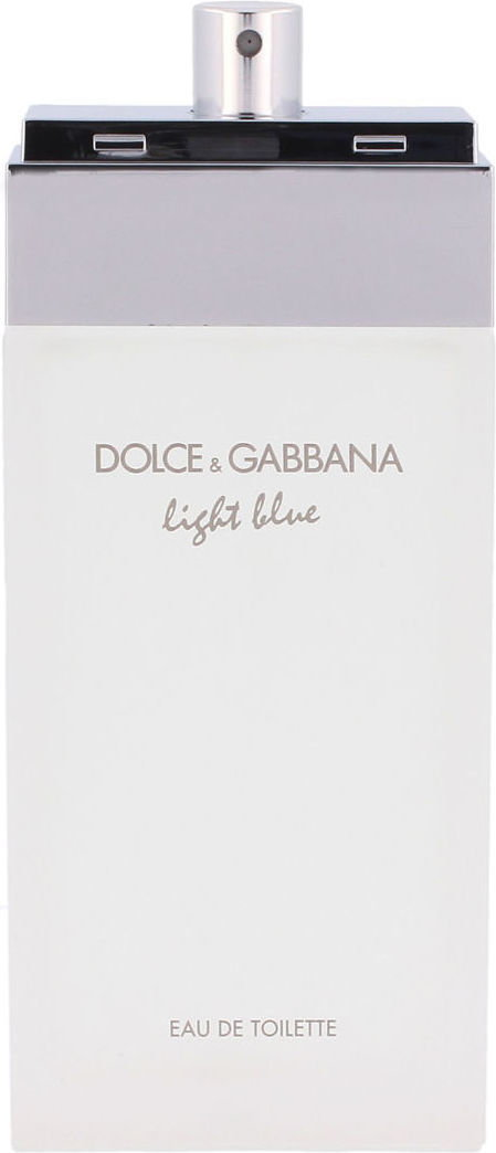 Dolce&Gabbana Light Blue Italian Zest woda toaletowa 100 ml tester