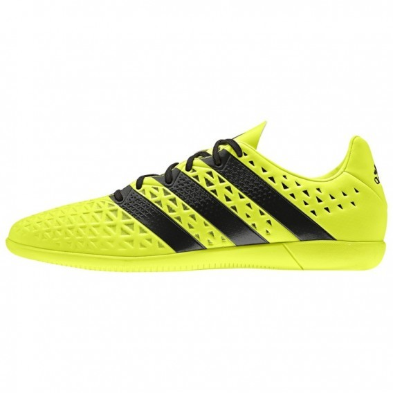 Adidas Ace 16.3 IN S31949 żółty
