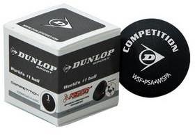 Dunlop Piłka do squasha Competition
