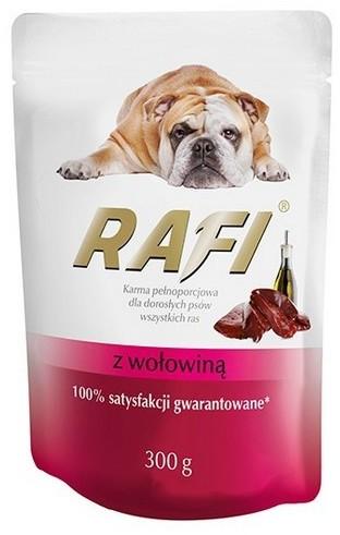 Rafi Pies Wołowina Saszetka 300G