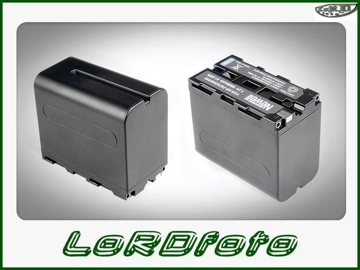 Newell Akumulator zamiennik Sony NP-F970/960/950/930