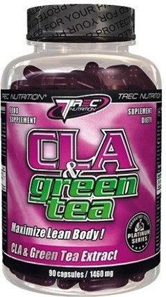 Trec CLA + Green Tea 90 kaps (939D-841FD)