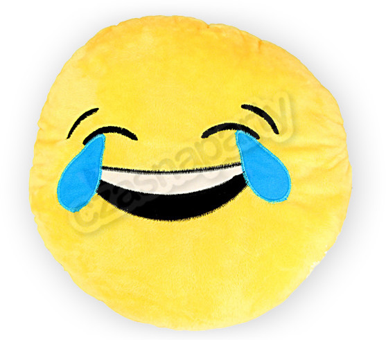 Poduszka Emoji Emotikon - Tears Of Joy 1 Szt. Me-14