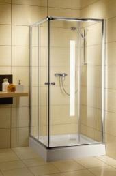 Radaway Classic 80x80 szkło przejrzyste 30060-01-01