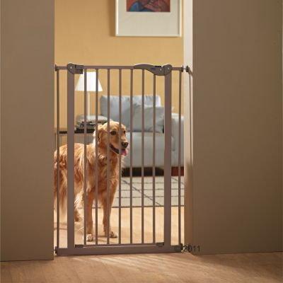 Savic Bramka Ograniczająca Dog Barrier 2 - Wysokość 107 cm, szerokość 75 - 84 cm