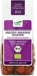 Bio Planet jagody inkaskie suszone ekologiczne 100g 5907814660091