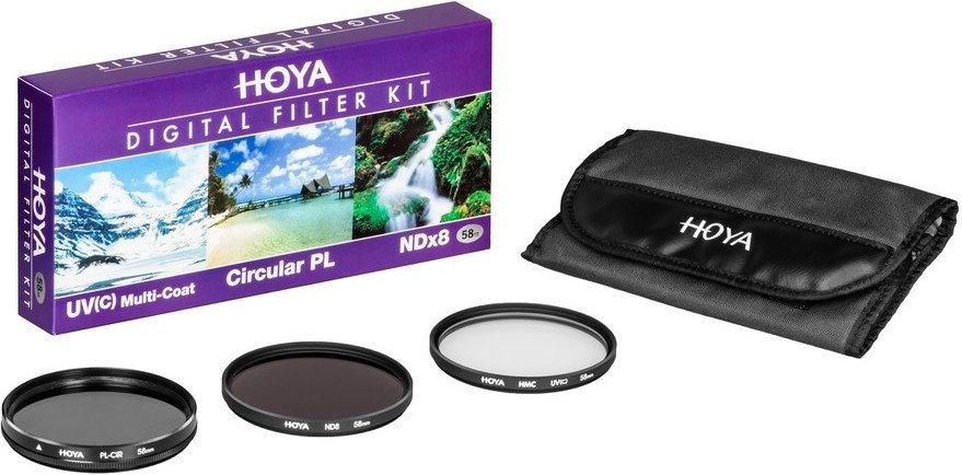 Hoya Digital Filter Kit 55 mm