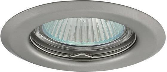 Kanlux ARGUS CT-2114-C/M satyna - Oczko halogenowe stałe 50W 00325