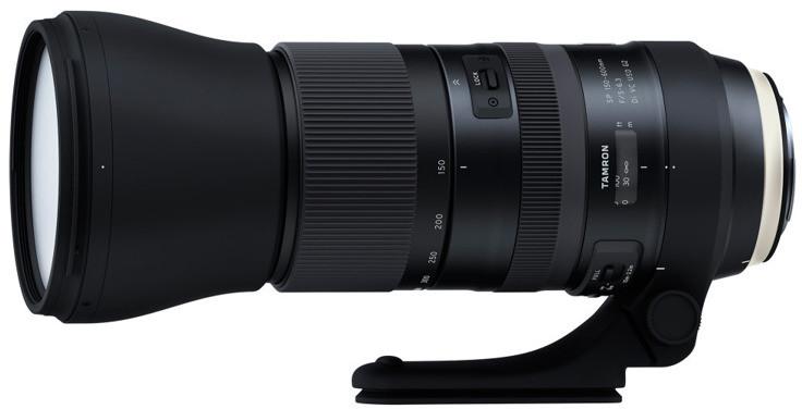 Tamron SP 150-600mm F 5-6.3 Di VC USD G2 Canon (A022E)