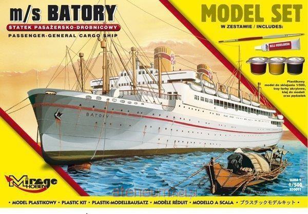 Mirage Mirage Hobby Statek Pasażersko - drobnicowy m/s