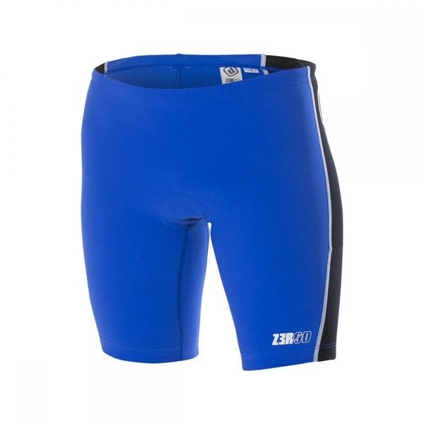 ZEROD Spodenki triathlonowe iShorts Męskie Niebieskie