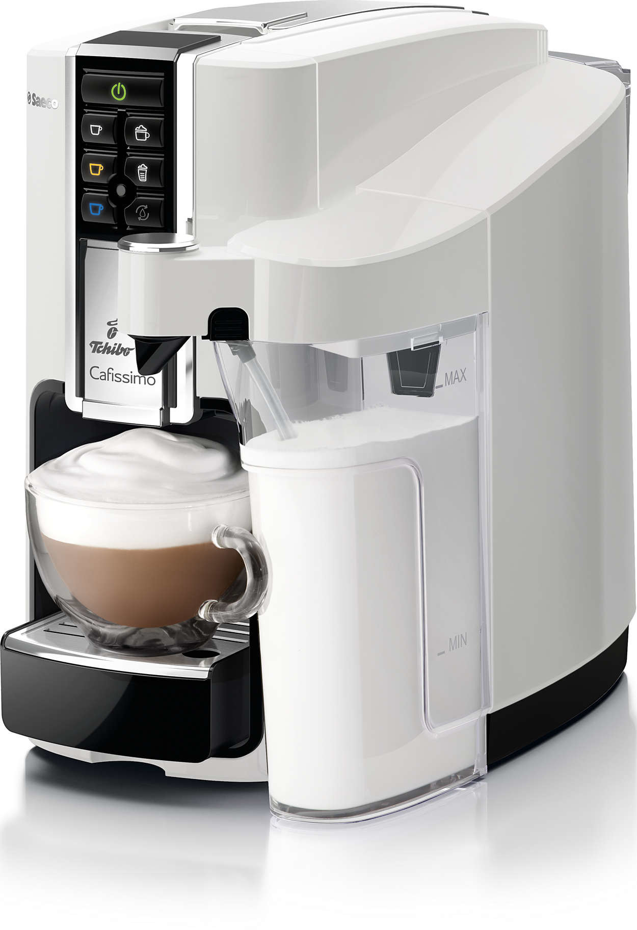 Tchibo Saeco Cafissimo Latte Biały HD8603/11