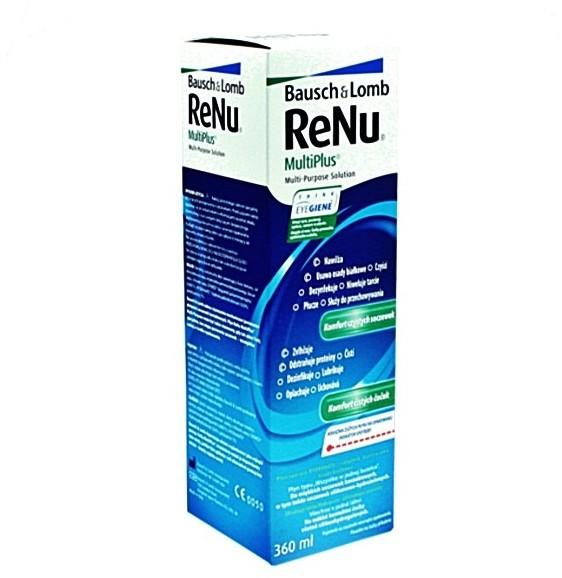Bausch&Lomb Renu Multiplus 360 Ml.
