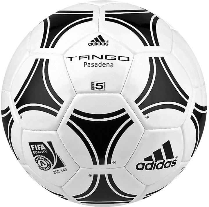 adidas s Performance TANGO PASADENA Piłka do piłki nożnej weiß/schwarz Z9080