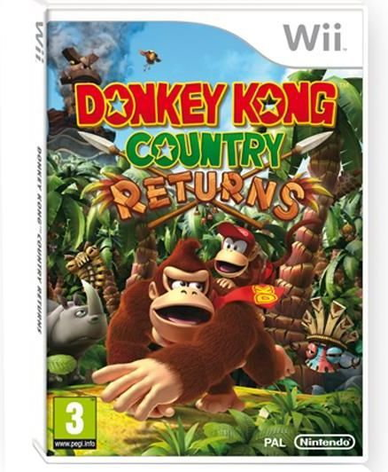 Opinie o Nintendo Donkey Kong - Country Returns Wii