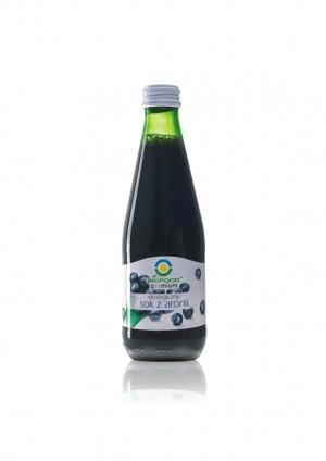 Bio Food SOK Z ARONII BIO 300 ml