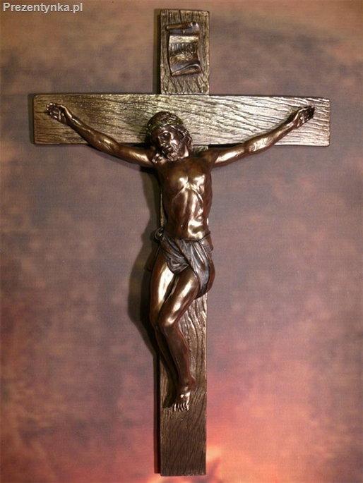 Veronese Duży krzyż z postacią Jezusa