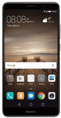 Opinie o Huawei Mate 9 64GB Dual Sim Space Gray
